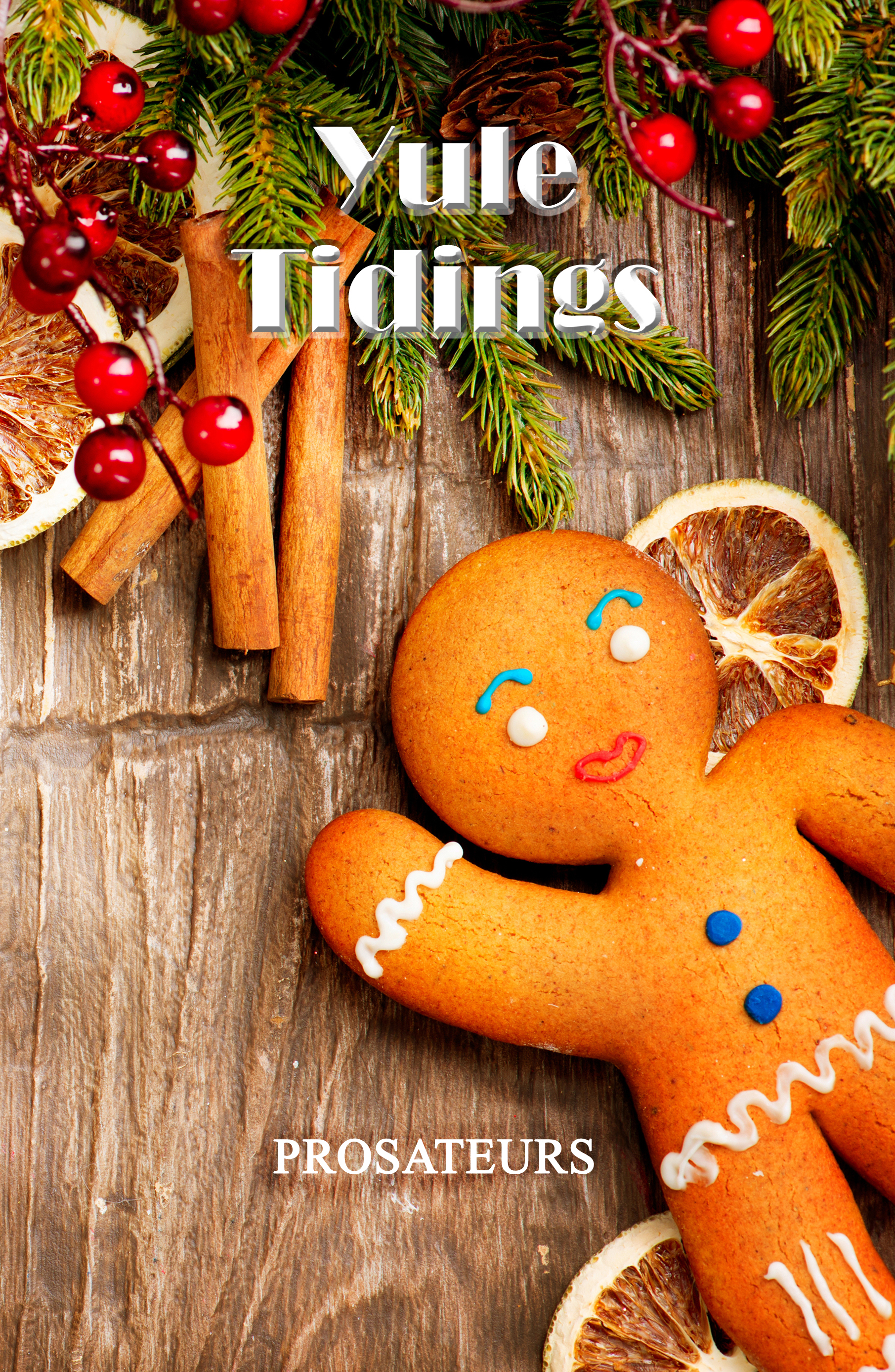 Yule Tidings Book Cover