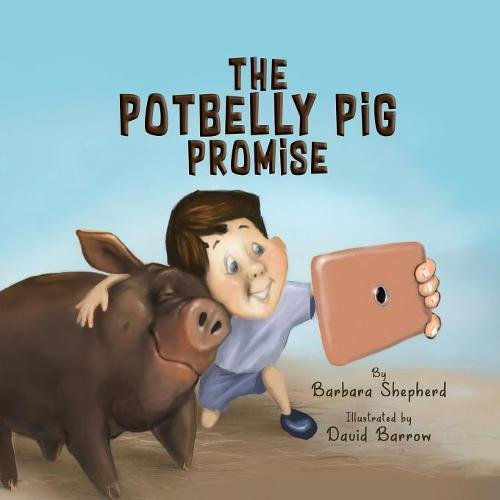 Cover of Picture Book - The Potbelly Pig Promise
