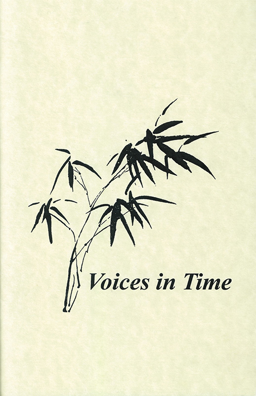 Voices in Time | Barbara Shepherd